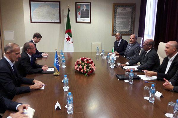 الجزائر بصراحة للأمم المتحدة وأوروبا: أنتم خرّبتم ليبيا