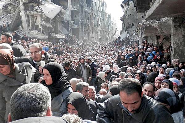 اللاجئون الفلسطينيون وعجز المفوضية العليا
