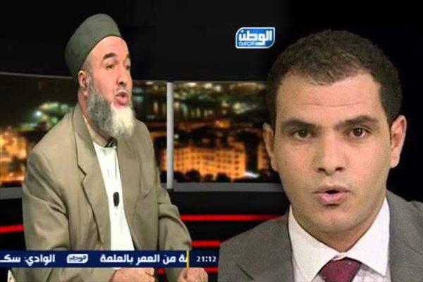 """لعنة """"مزراق"""" تلاحق صحفي """"قناة الوطن"""" الذي حاوره!"""