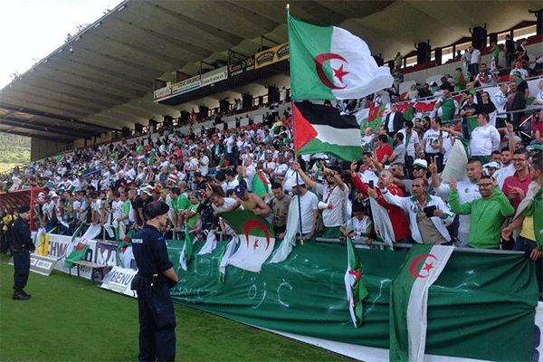 نكتب من فلسطين.. إنها الجزائر