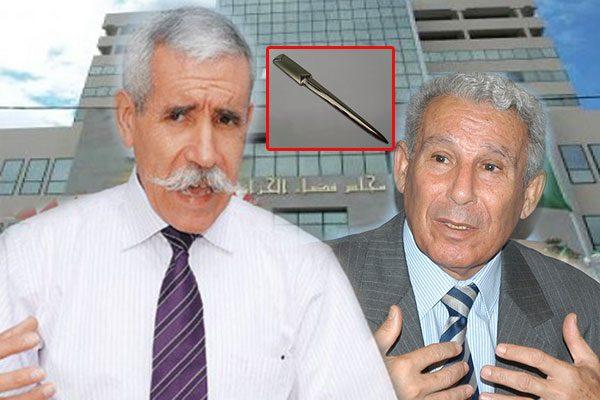 """ولطاش: تونسي هاجمني بـ""""فاتِح أظرفة"""".. فقتلته"""