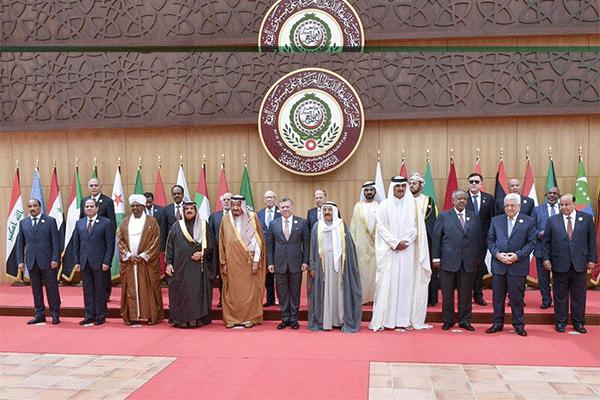 القمة العربية والعمائم الخليجية؟