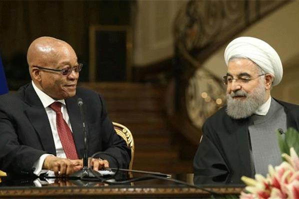 نظرة على العلاقات الإيرانية الإفريقية