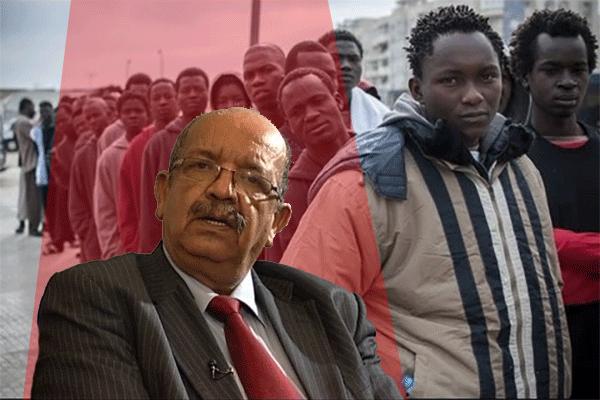 شبكات منظمة تهدد أمن الجزائر بورقة اللاجئين!