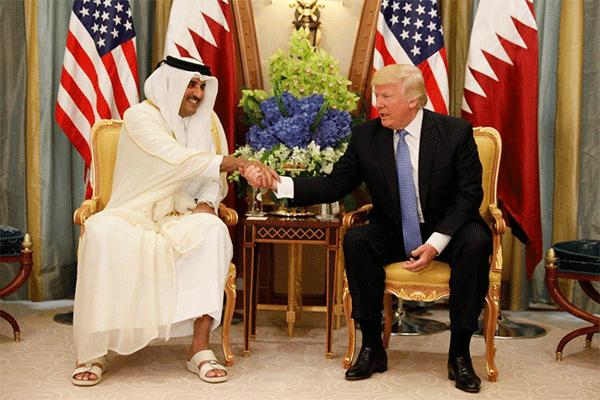 لسوء حظ قطر!