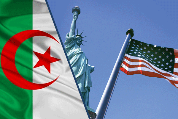 المُحاولات الأمريكية لاختراق الجزائر أمنيا