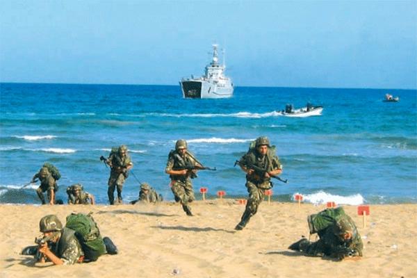 إستراتيجية الأمن البحري للجزائر