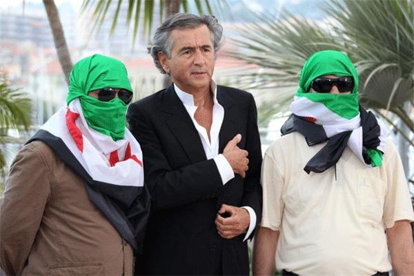 برنارد ليفي.. ماذا يخطط للجزائر التي ولد فيها؟!