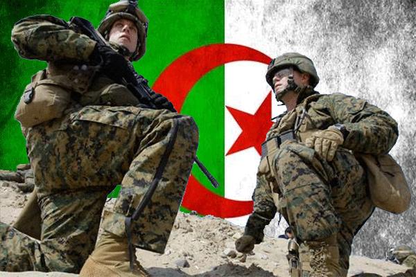 الجزائر ترفض استقبال عناصر من جنود المارينز!