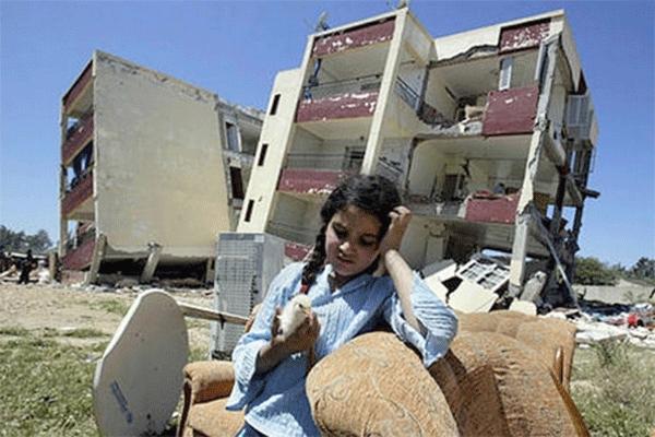 الجزائر تستقبل 2018 بزلزال قوي..