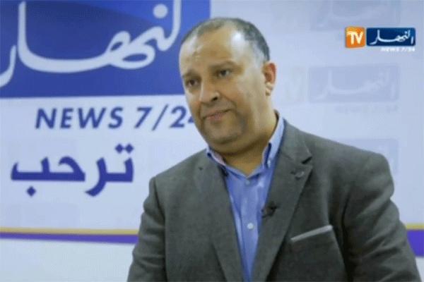 أنيس رحماني يساوي بين الخائن والوطني..!