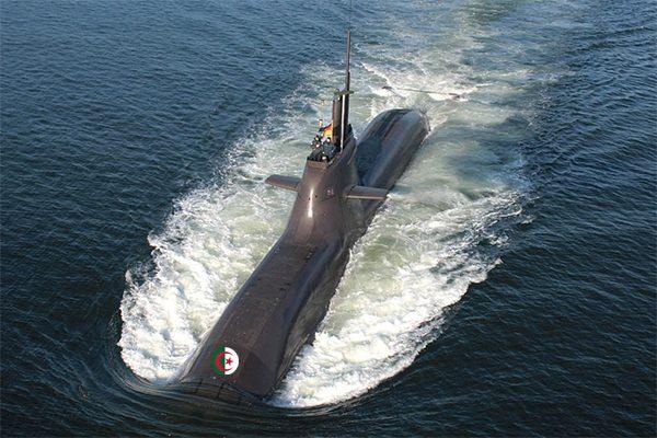 تعرّف على سلاح الغواصات الذي تملكه الجزائر
