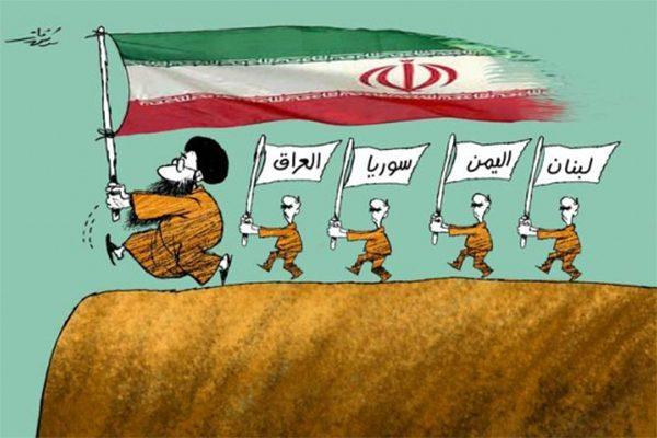 لماذا حضرت إيران وغاب العرب؟