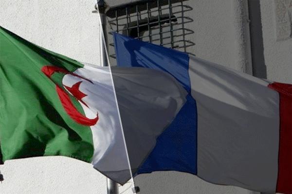 الجزائريون يرفضون رفع العلم الفرنسي ولو تمثيلا