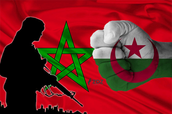 المحاولات المغربية الصهيونية لوصم الجزائر بالإرهاب لصالح من؟