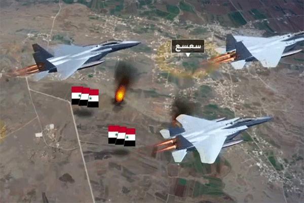 التصعيد الصهيوني في سوريا وطبول الحرب في المنطقة
