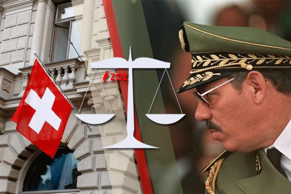 القضاء السويسري يحاصر خالد نزار بجرائم التعذيب!