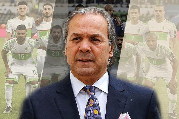 """""""الخضر"""" ملك لكل الجزائريين"""