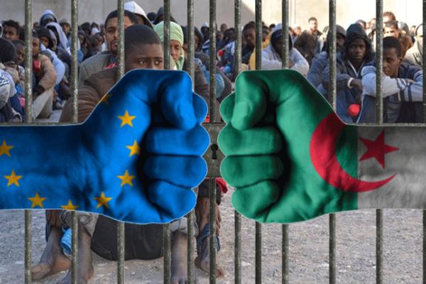 """أوروبا تهدد الجزائر بتحويلها إلى """"غوانتانامو إفريقيا""""!"""