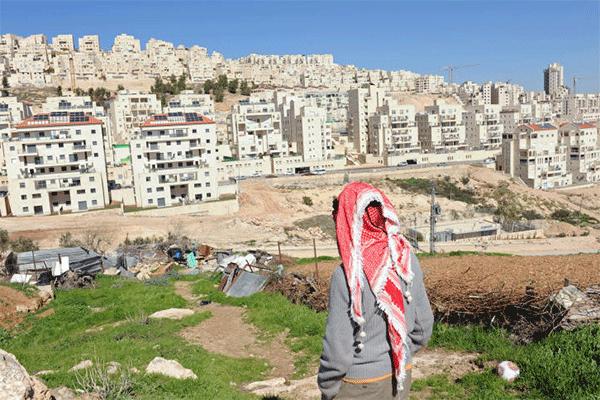 تكثيف الوحدات الاستيطانية في الضفة الغربية