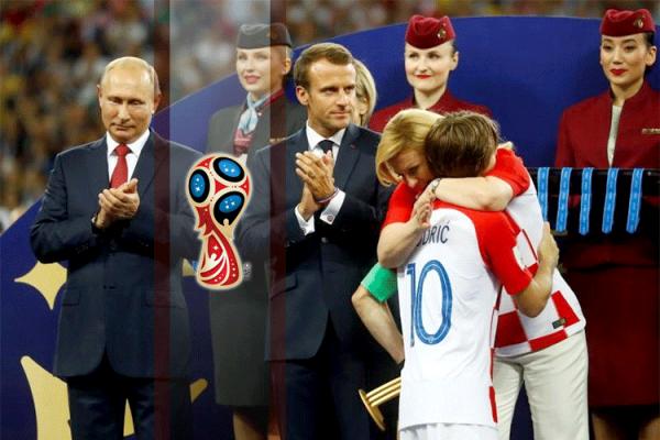 ماذا بقي من كأس العالم 2018؟