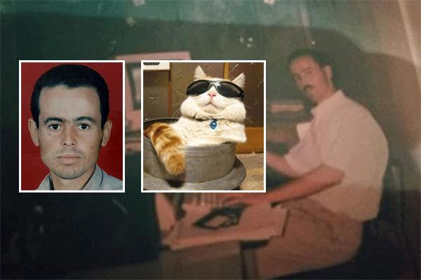 """المدون محمد الوالي """"القط"""".. هل مات أم اختفى؟!"""