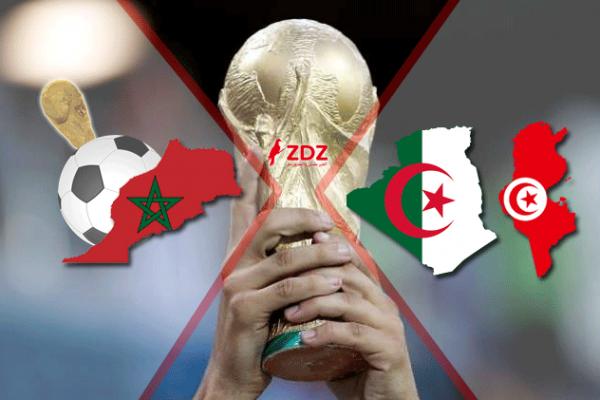مونديال 2030.. المغرب ينقلب على الجزائر وتونس!