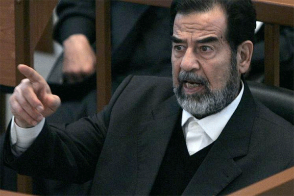 أزمة دبلوماسية بين الجزائر والعراق بسبب صدام حسين!
