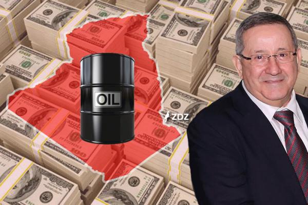 مدير سوناطراك يتهم السلطات العليا بتبذير أموال النفط..!