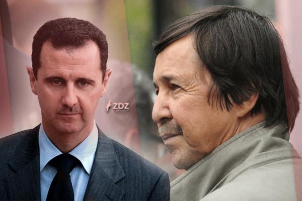 السعيد بوتفليقة على طريقة بشار الأسد