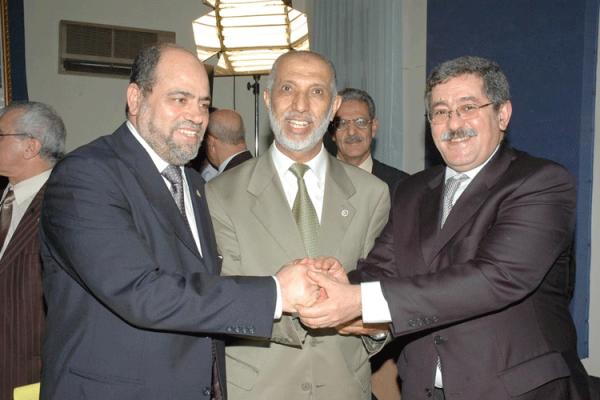 الأحزاب الإسلامية تتمسّح بثوب السُّلطة في الجزائر