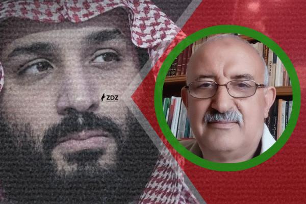"""من """"محمد أرزقي فراد"""" إلى """"محمد بن سلمان""""!"""