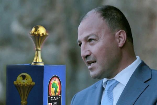 """""""إعتبارات سياسية"""" منعت الجزائر من الترشح لاستضافة """"الكان""""!"""