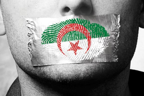 التضييق على حرية التعبير في الجزائر