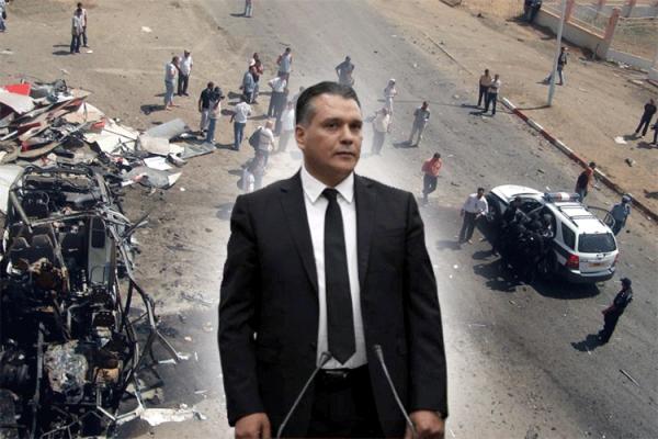 """""""بوشارب"""" يخوّف الجزائريين بسنوات الإرهاب!"""