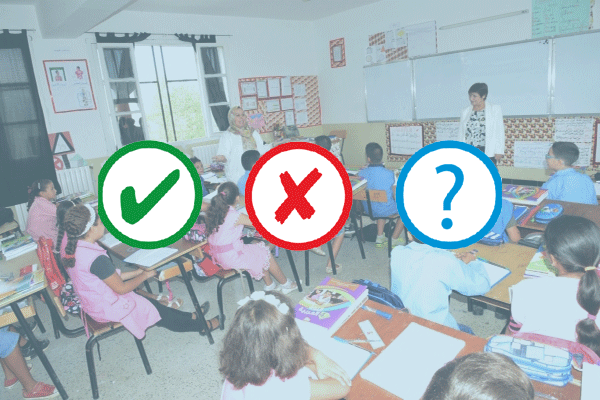 تقييم النتائج الدراسية للفصل الأول.. مُرضية أم كارثية؟!