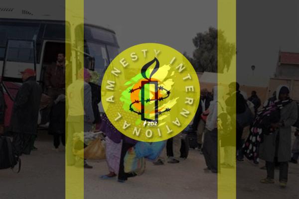 ماذا تريد منظمة العفو الدولية من الجزائر؟