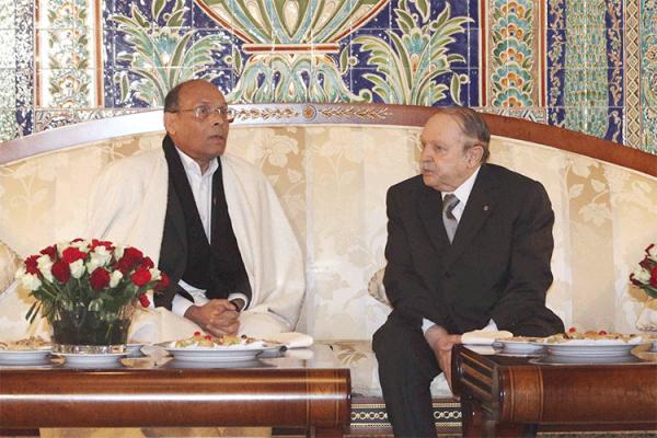 المرزوقي: لست قريبا من المغرب أكثر من الجزائر!