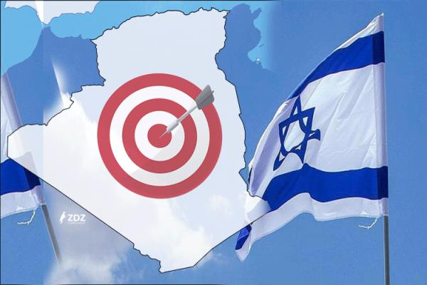 الكيان الصهيوني يقترب جدا من الجزائر..!