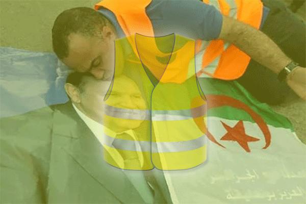 هل ستكون السترات الصفراء الجزائرية مقبرة العهدة الخامسة؟