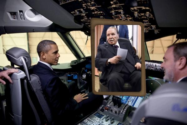"""أوباما يلقّن """"بوتفليقة"""" درساً في الحكامة!"""