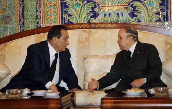 بوتفليقة على خطى مبارك