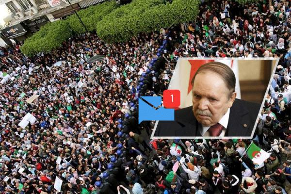 """من سينتصر.. """"رسائل الرئيس"""" أم """"مسيرات الشعب""""؟"""