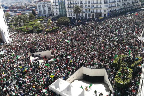 الجزائر لن تُبنى على المجهول