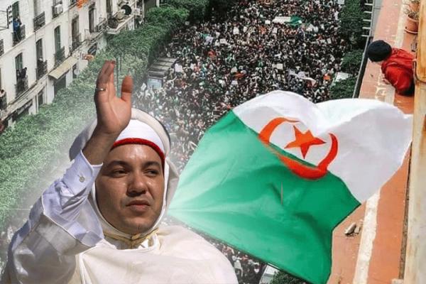 المغرب يبتعد عن أحداث الجزائر.. خوف أم احترام؟!