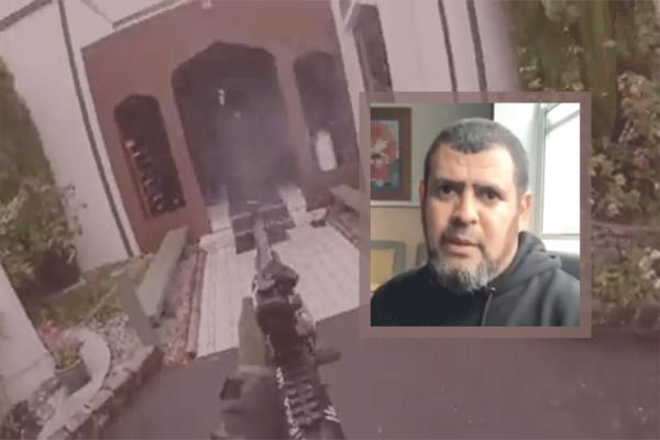 """هكذا نجى الجزائري """"طارق"""" من مذبحة مسجد نيوزيلاندا"""