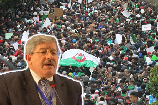 """""""الأرندي"""".. والتحريض على المسيرات السلمية في الجزائر!"""