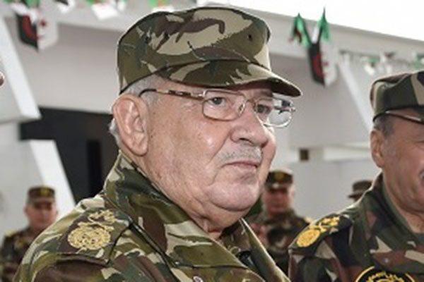 رسالة إلى المجاهد أحمد قايد صالح