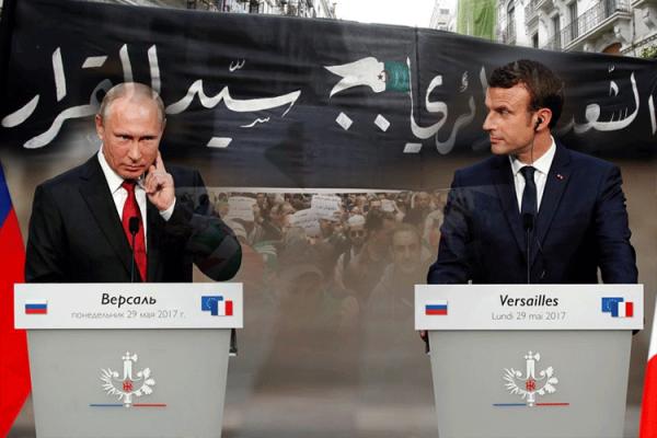 حراك الجزائر.. روسيا تُحذّر فرنسا!