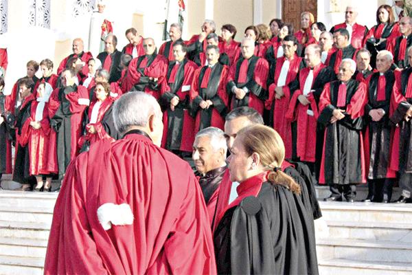 رسالة إلى قضاة الجمهورية الشرفاء